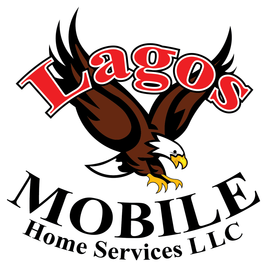 Lagos Mobile Home Services Logo (Sticker) 2
